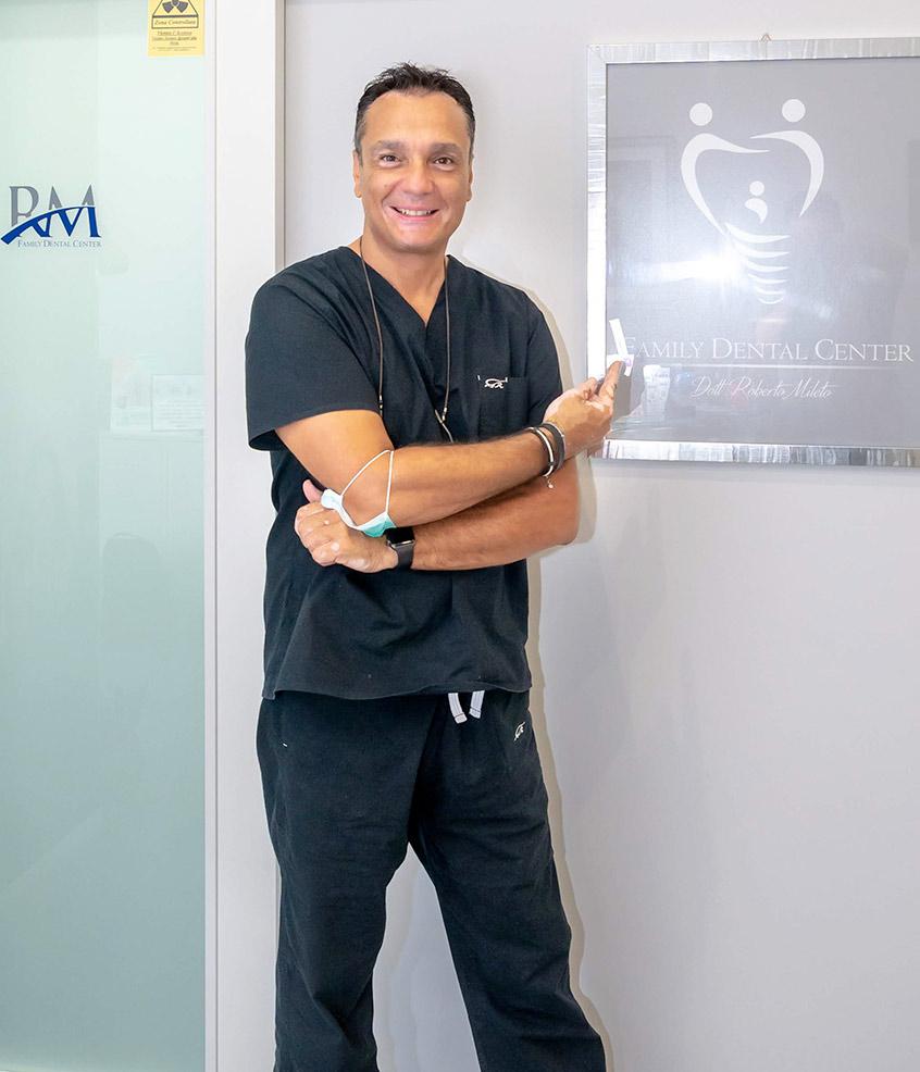 Dr. Roberto Mileto
