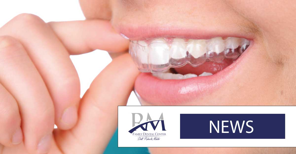 Come pulire l'apparecchio trasparente? | Family Dental Center